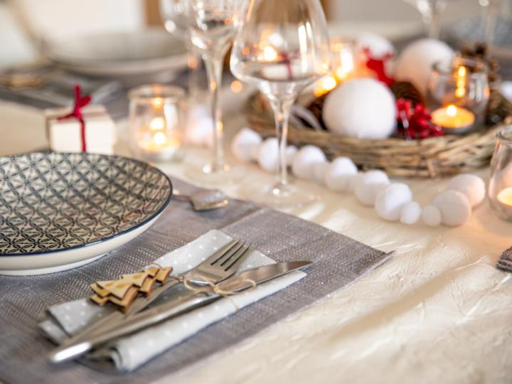Enceinte : quelles recettes pour les repas de fin d'année ?