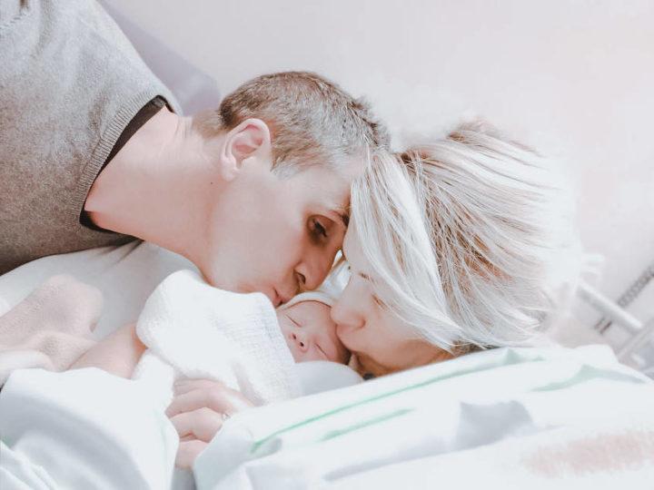Le soutien du papa pendant le travail: l'une des clés d'un accouchement réussi